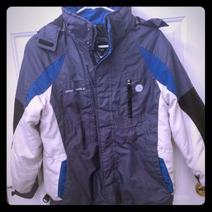 Boys Zero XPosur Winter Coat
